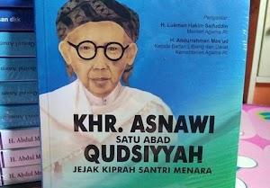 Download PDF Buku Kontroversi: KHR Asnawi Satu Abad Qudsiyah