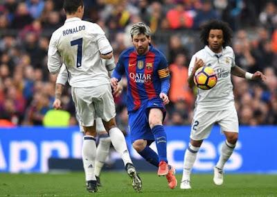Μπαρτσελόνα - Ρεάλ Μαδρίτης 1-1