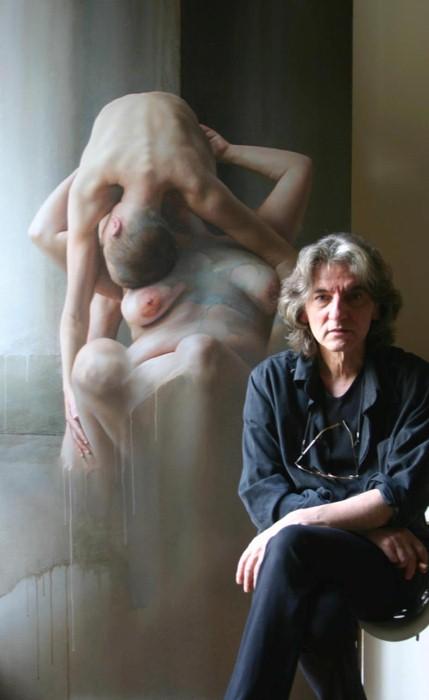 Смесь сюрреализма и реализма Istavan Sandorfi 39