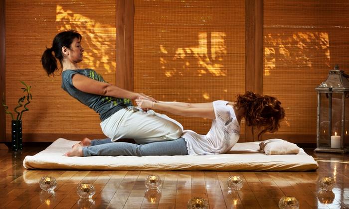Thailand Body Massage Centre