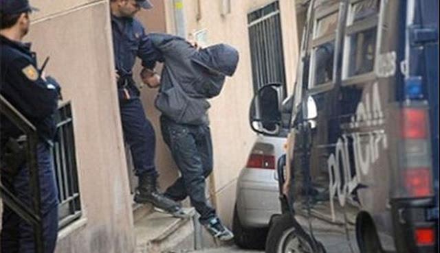 القبض على خلية إرهابية من تنظيم داعش الإرهابى فى المغرب