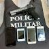 Polícia Militar apreende quadrilha especializada em furtos e roubos de celular, em Boa Esperança