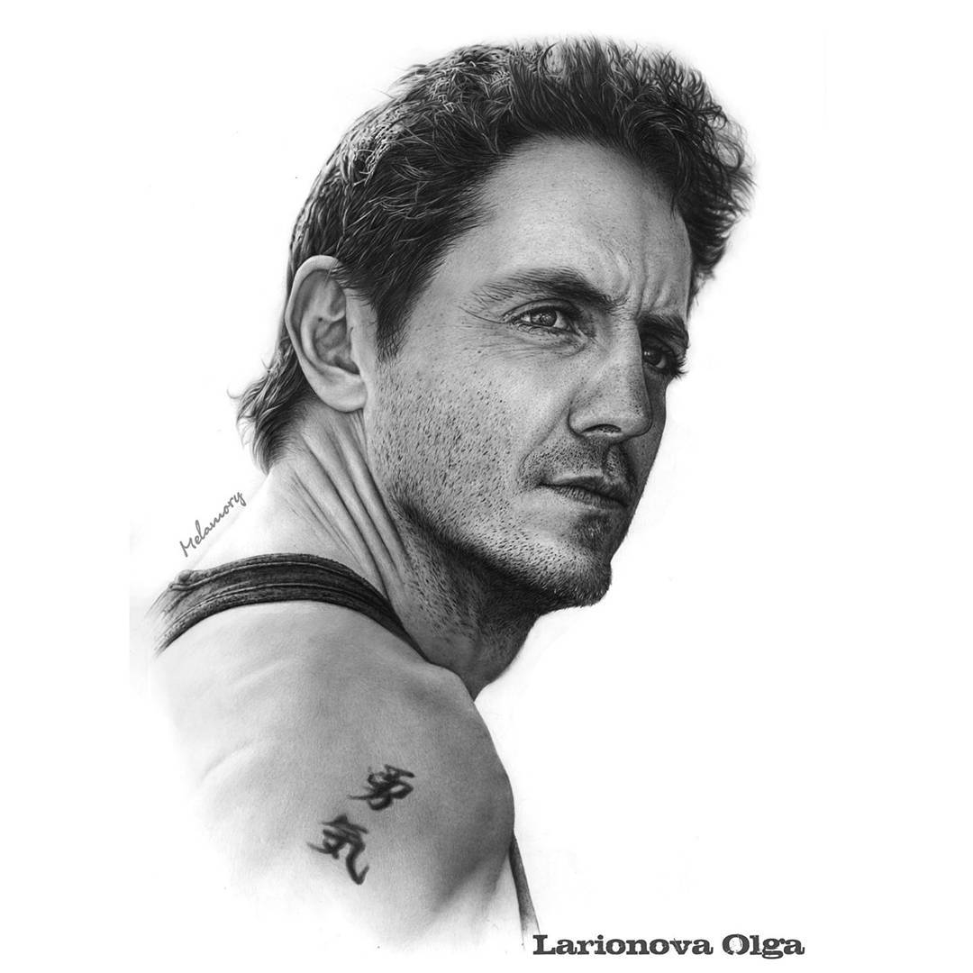 05-Charles-Mesure-Olga-Larionova-Melamory-Realistic-Black-and-White-Portraits-of-Celebrities