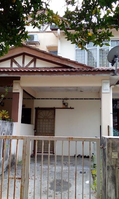 Puncak Perdana, Town House