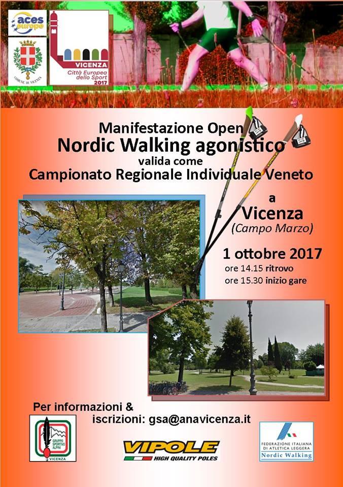 Nordic Walking Vicenza Calendario.Team Race Nordic Walking Bassano