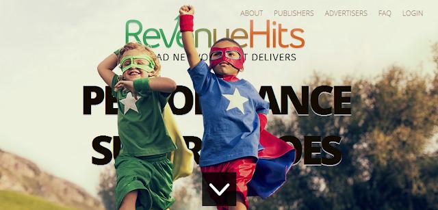 Cara Mendapatkan Dollar Dari RevenueHits Terbaru