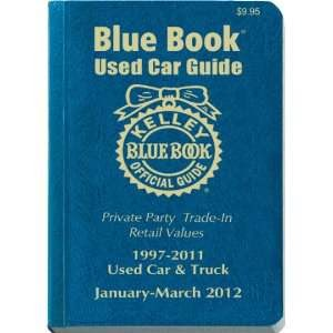 kelly blue book car value january march 2012 kelley blue book. Black Bedroom Furniture Sets. Home Design Ideas