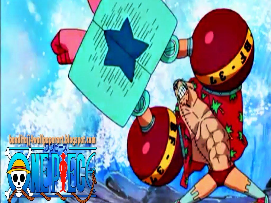 Wallpaper For Pc Desktop And Handphone Anime One Piece Franky Banditajj4wallpaperart
