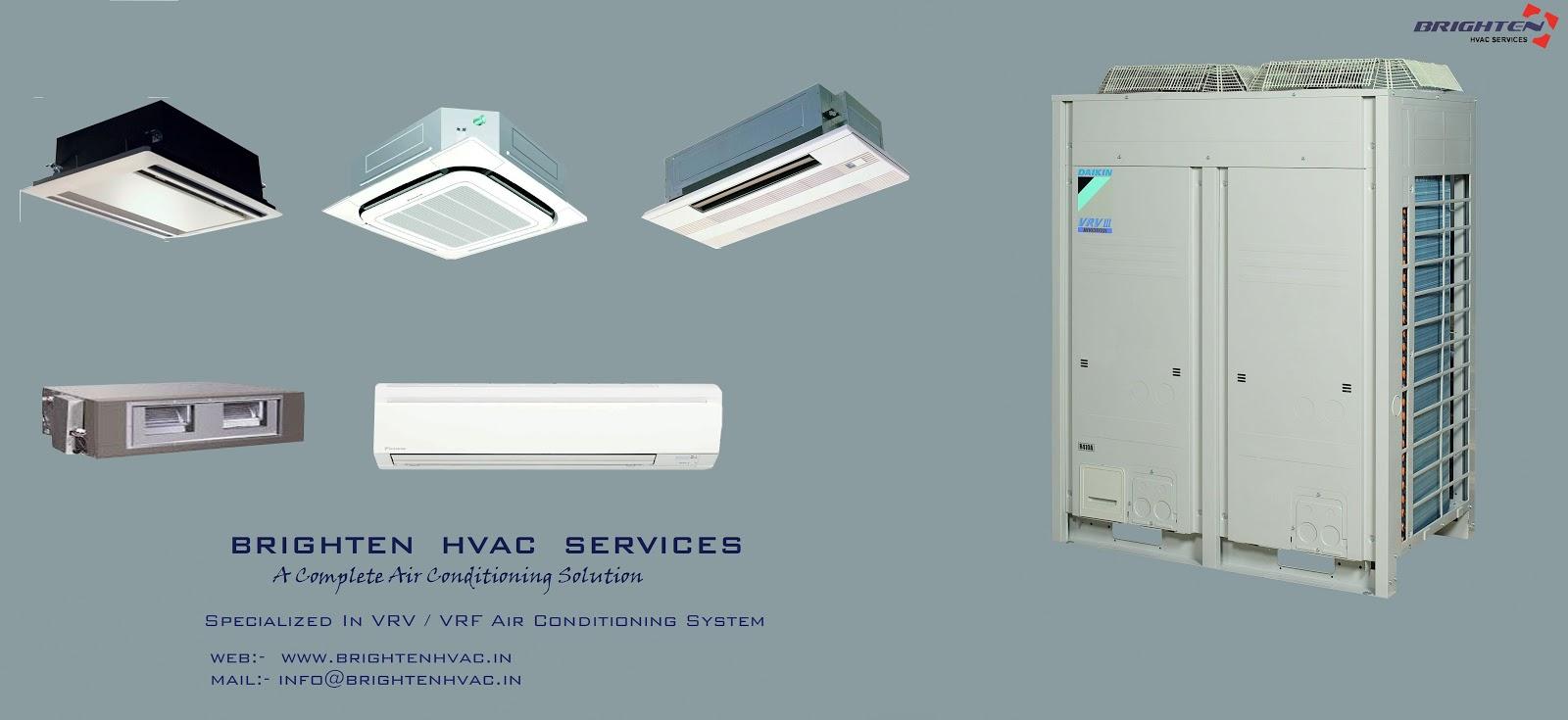What is Variable Referegerant Volume or VRV / VRF HVAC System?: 2016