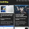 Kompi Dark Template Blogger Update V4.00