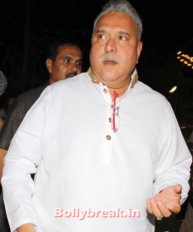 Vijay Mallya, Sameera Reddy Wedding Pics - Full Set