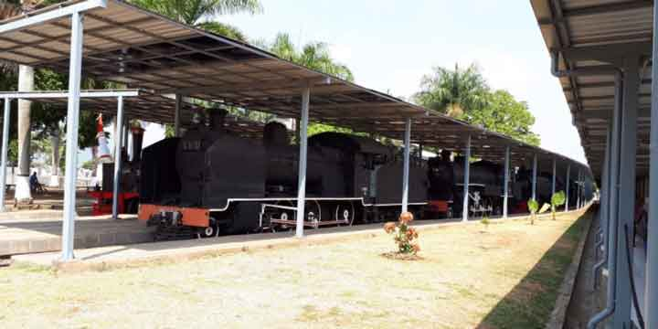 Kereta Api Wisata di Museum Kereta Api Ambarawa berdiri pada tanggal  Kereta Api Wisata di Museum Kereta Api Ambarawa