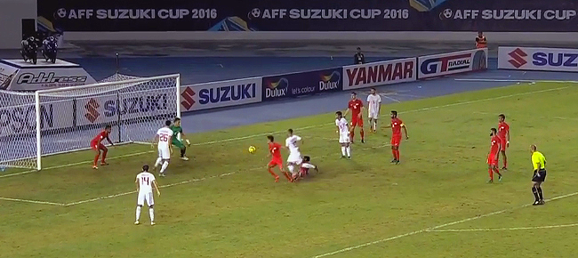 HIGHLIGHTS: Philippine Azkals vs. Singapore (VIDEO) AFF Suzuki Cup 2016 | November 19