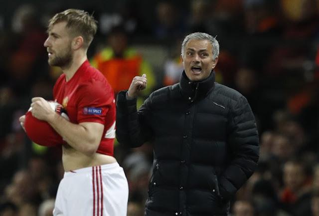 Mourinho không còn xứng tầm với Man United