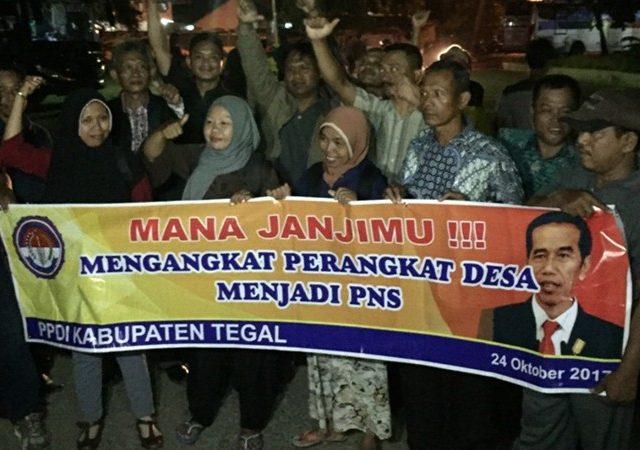 Janji dan Inkonsistensi Mengepung Jokowi