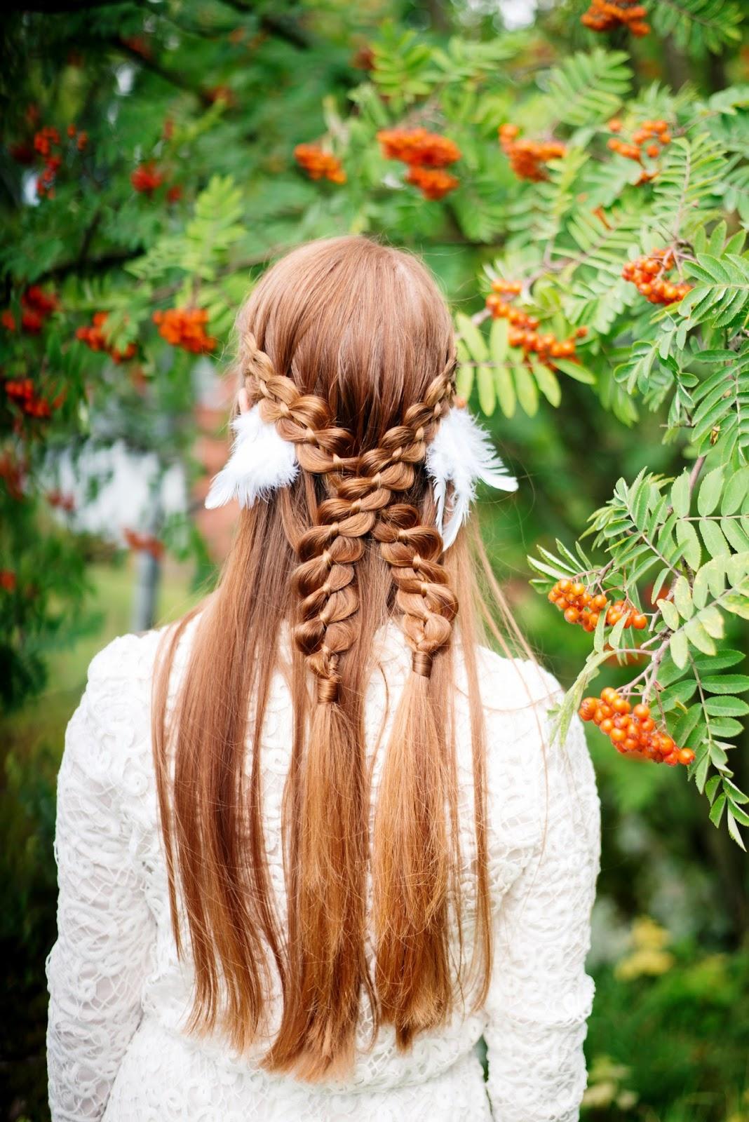 id lettikampaukset hiukset kampaukset inspiraatio fantasia jennishairdays