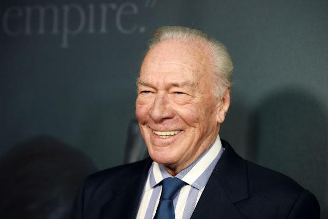 Christopher Plummer là Diễn viên lớn tuổi nhất đoạt giải Oscar