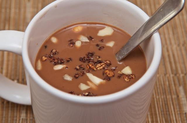 Kellogg's - Muesli - Muesli Granola - Breakfast - Petit-déjeuner - Breakfast cereals - Hot Chocolate - Cacao - Chocolate - Ancient Legends - Épeautre - Avoine - Cacolac - Oat