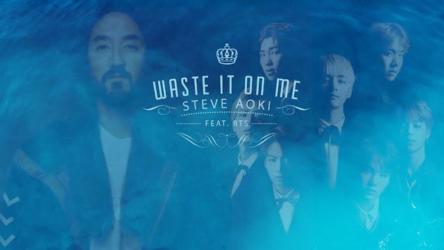 Waste It On Me - Steve Aoki feat  BTS | Music Letter
