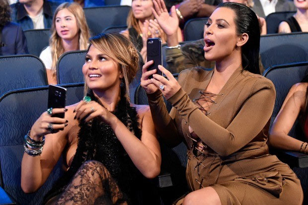 I was very afraid - Chrissy Teigen describes moment Kim K was robbed
