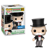 Funko Pop! Mr. Monopoly