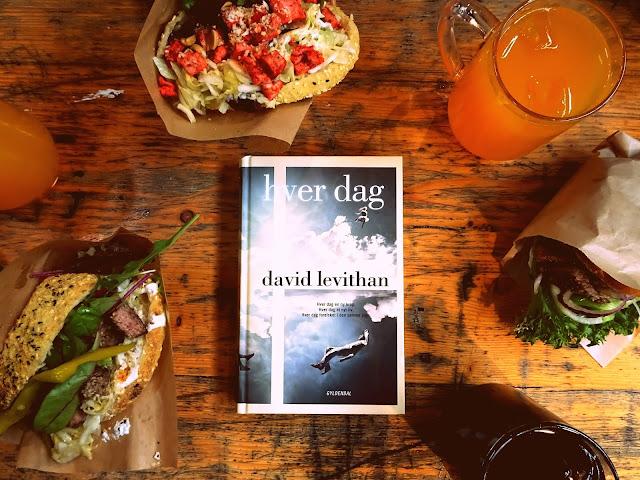 Hver dag af David Levithan