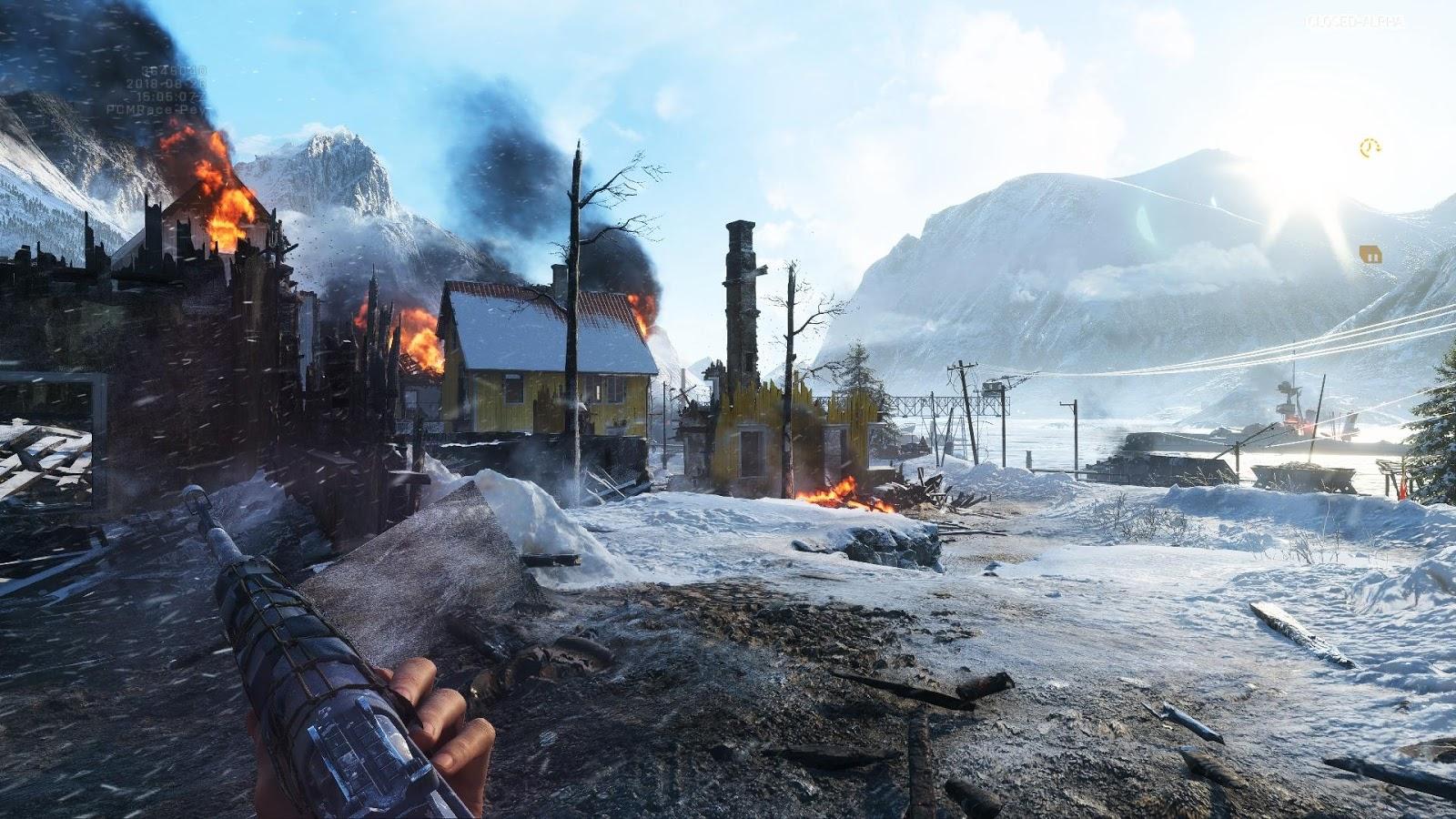 Primeiros detalhes da próxima atualização do Battlefield V começam a surgir