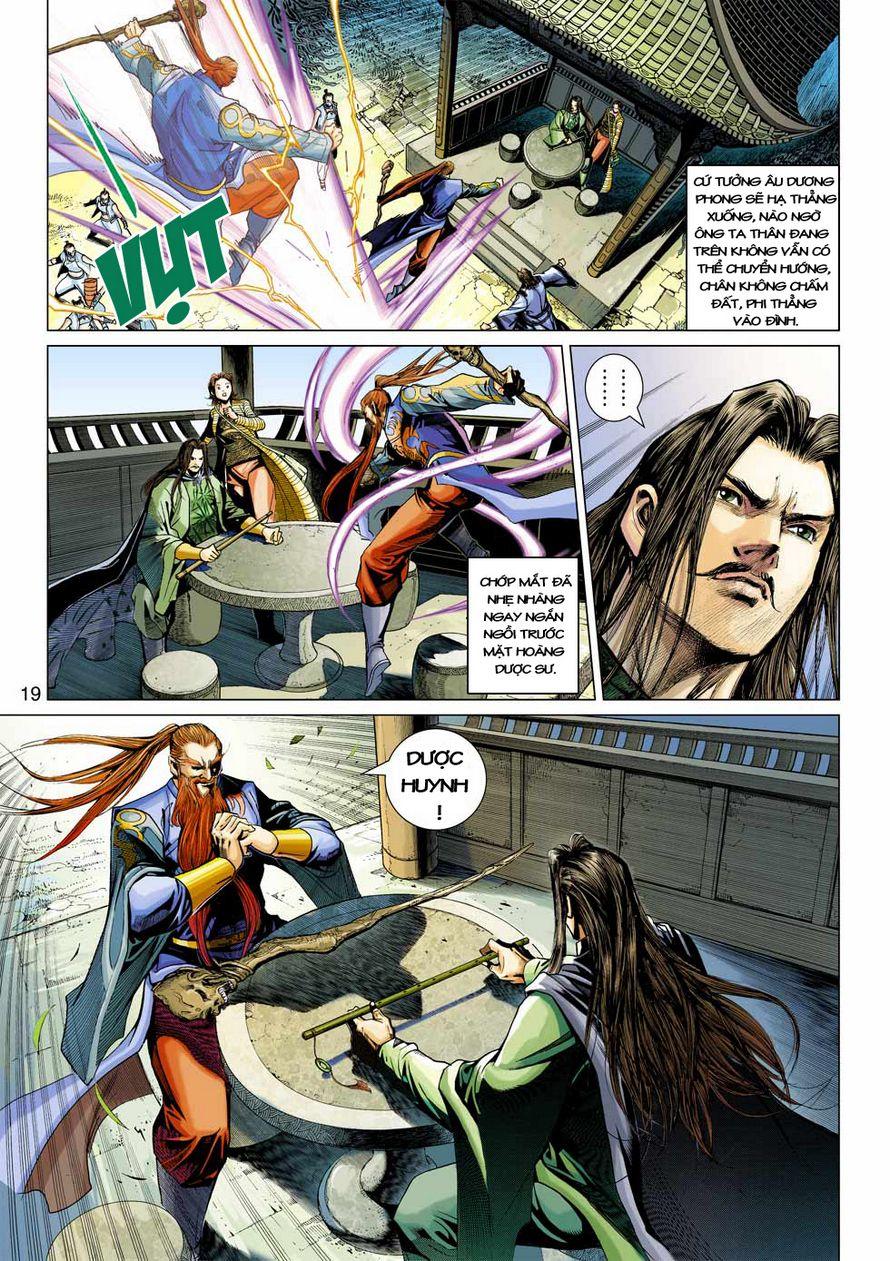 Anh Hùng Xạ Điêu anh hùng xạ đêu chap 43 trang 18
