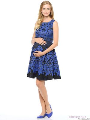 Vestidos de Gala para Embarazadas