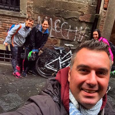cycling tuscany via francigena by bike