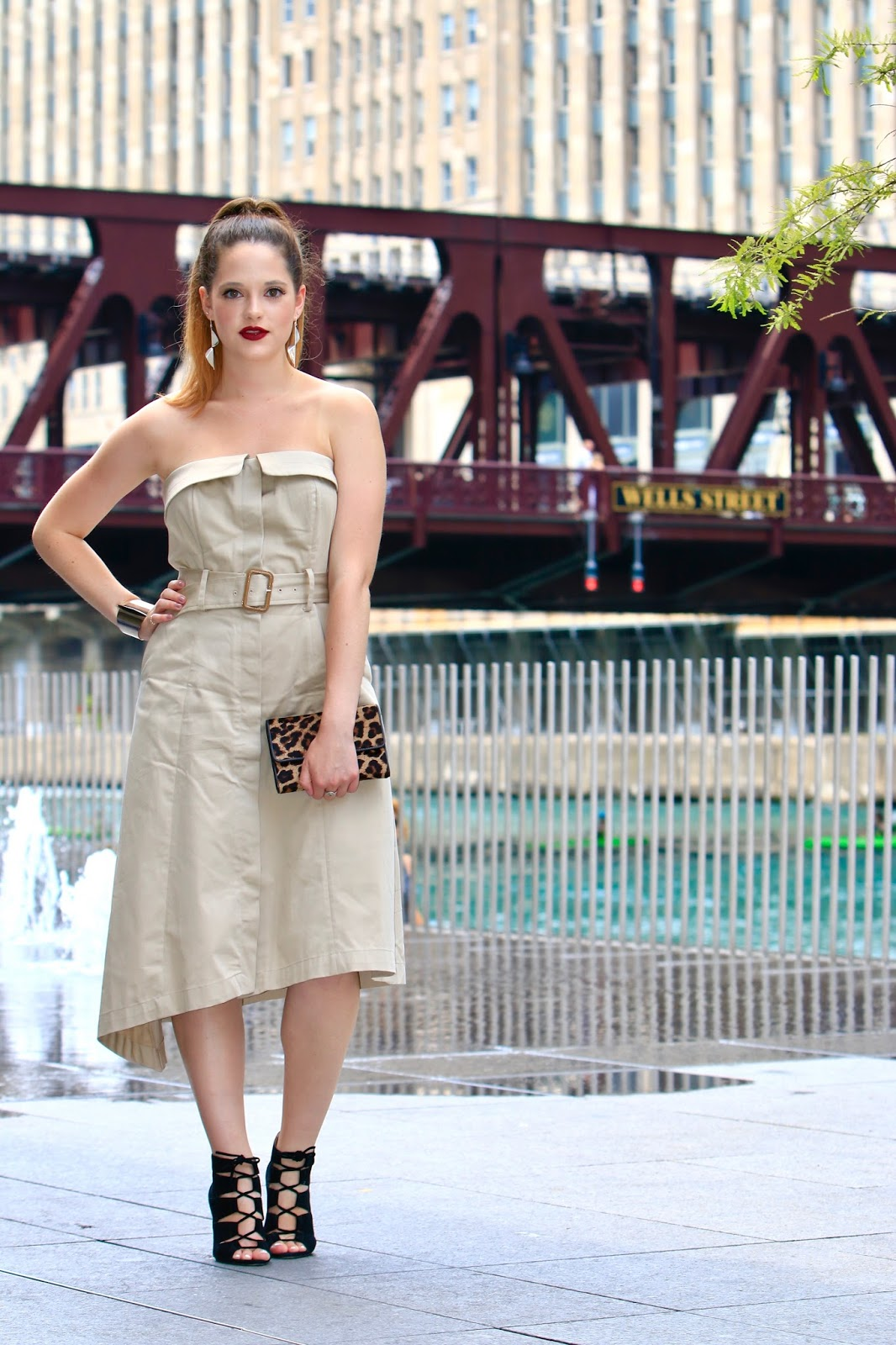 NYC Fashion blogger Kathleen Harper's date outfit ideas