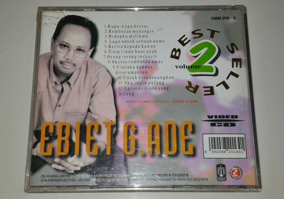 Best album ebiet of the best ade g