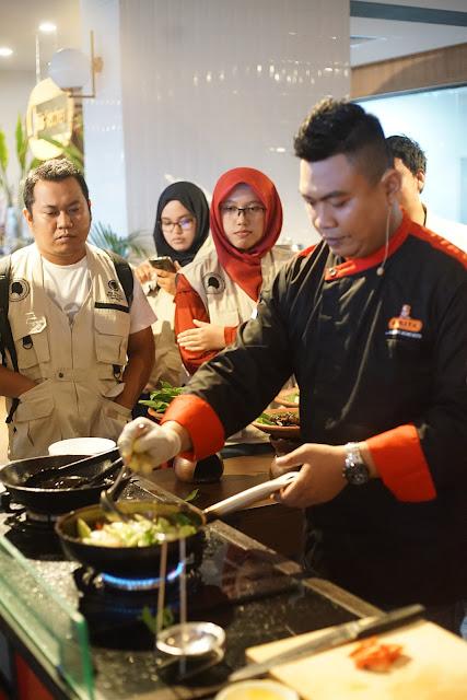Chef Sumangun WIjaya Djong