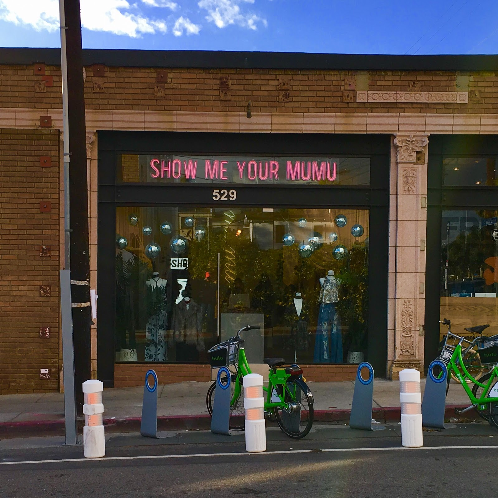 Blogtown: Show Me Your Mumu Opens In Venice!
