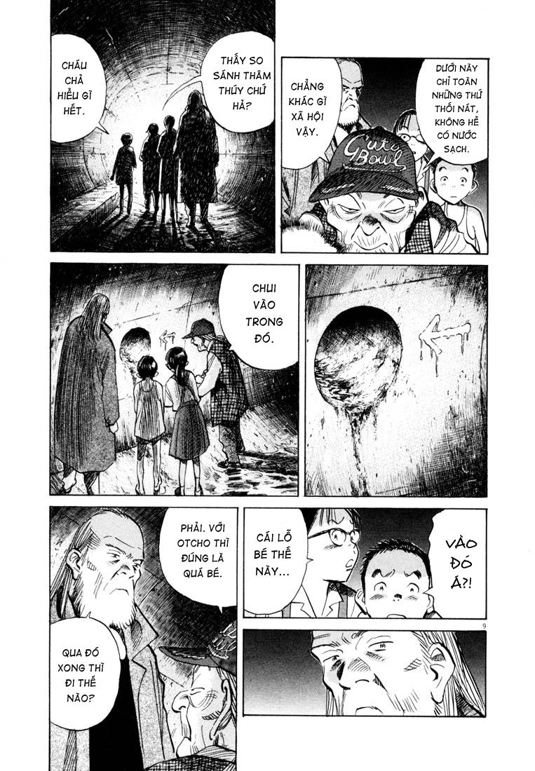 20th Century Boys chapter 182 trang 33