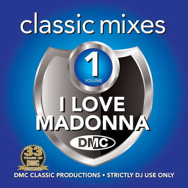 Download [Mp3]-[Hit Music] 33 Years of DMC Classic Mixes – I Love Madonna 4shared By Pleng-mun.com