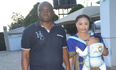 REVEALED: How Fayose forced EFCC to release Fani-Kayode's wife, child