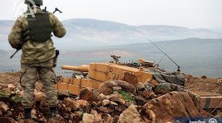 """Σύμβουλος του Ερντογάν: """"Χωρίς την άδεια της Ρωσίας δεν θα μπορούσαμε να εισβάλουμε στην Συρία"""""""