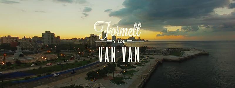Formell y Los Van Van - ¨Amiga mía¨ - Videoclip - Dirección: Alejandro Valera. Portal Del Vídeo Clip Cubano - 02