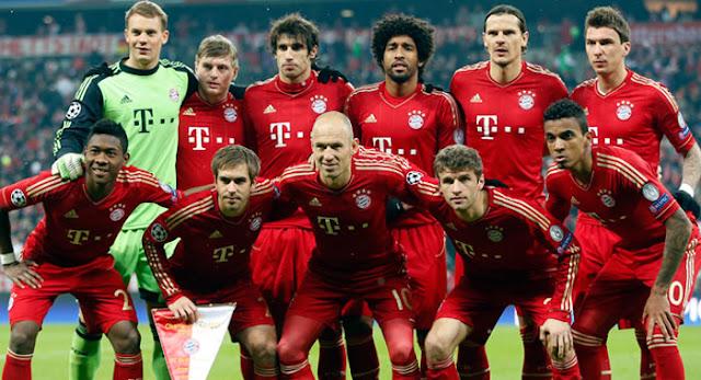 Şampiyonlar Ligini En Çok Kazanan Takımlar Bayern Münih - Kurgu Gücü