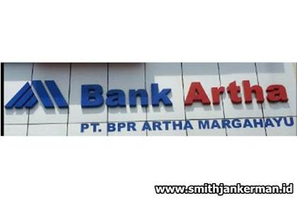 Lowongan Kerja Pekanbaru : PT. BPR Artha Margahayu Januari 2018