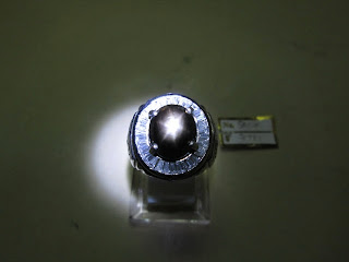 black safir ster golden star