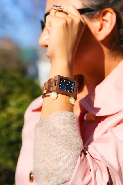 Jord Wooded women's watch