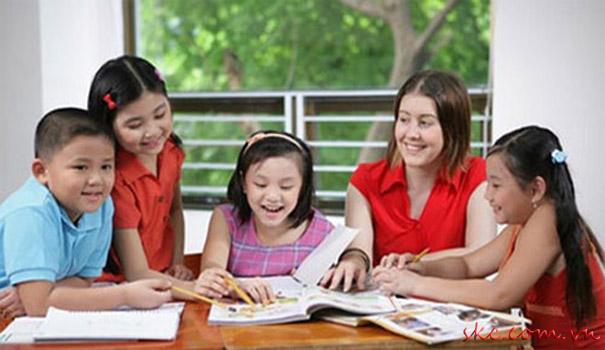 Gia sư dạy trường quốc tế, giáo viên dạy trường quốc tế