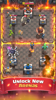 Clash Royale V.1.2.6 MOD Apk [Unlimited Money]