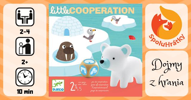 Recenze hry Little Cooperation na blogu https://www.spoluhratky.eu