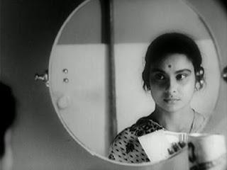 Madhabi Mukherjee in Mahanagar, Directed by Satyajit Ray