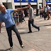 Watch Hilarious video of man dancing to Ed Sheeran song on Cheltenham High Street goes viral