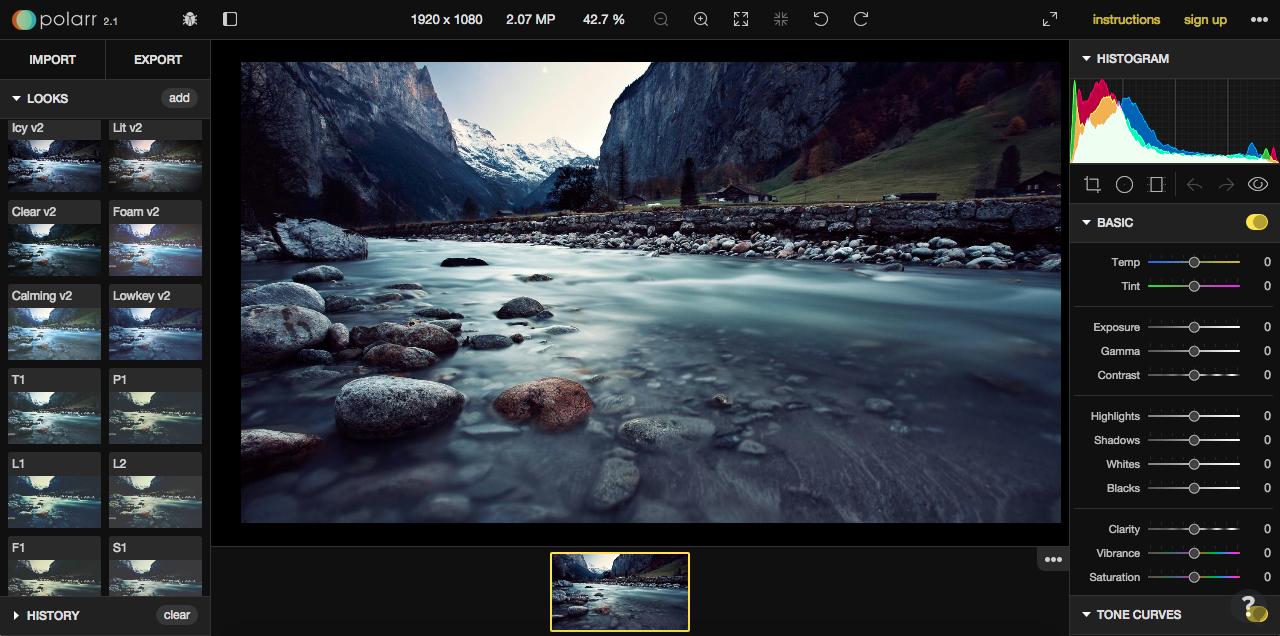 Alternatif Photoshop  Foto Online