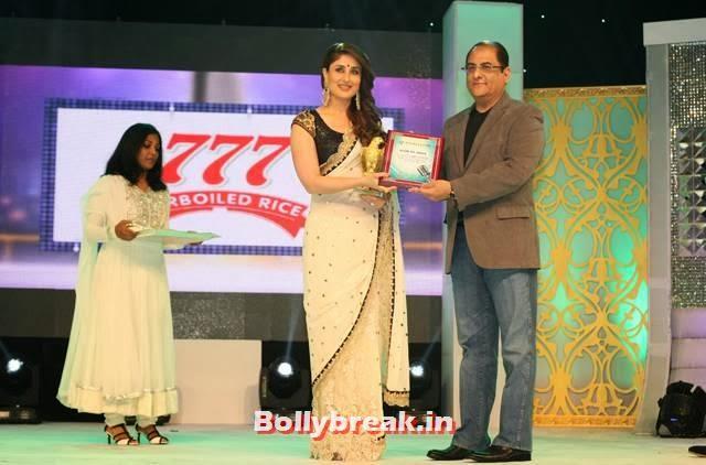, Kareena Kapoor at a Recent Event in White Saree